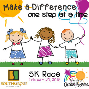SouthGroup 5k Walk/Run for Friends of Children's Hospital @ SouthGroup Insurance | Ridgeland | Mississippi | United States