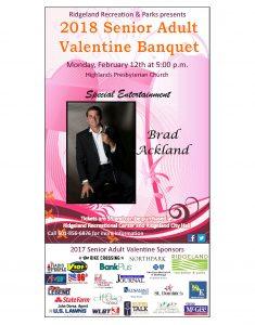 Senior Adult Valentine Banquet @ Highlands Presbyterian Church | Ridgeland | Mississippi | United States