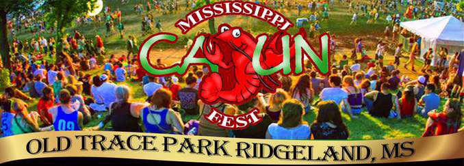 Mississippi Cajun Fest @ Old Trace Park | Ridgeland | Mississippi | United States