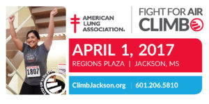 Fight for Air Climb @ Regions Plaza  | Jackson | Mississippi | United States