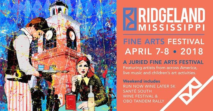 Ridgeland Fine Arts Festival @ Renaissance at Colony Park   Ridgeland   Mississippi   United States