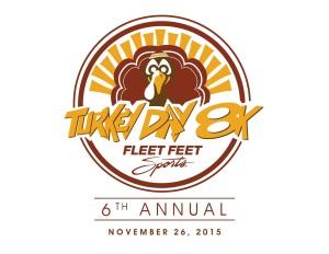 Turkey Day 8K @ Fleet Feet Sports | Ridgeland | Mississippi | United States