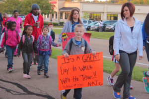 Walk to School Day 2016 @ Ann Smith Elementary School, Ridgeland, MS   Ridgeland   Mississippi   United States