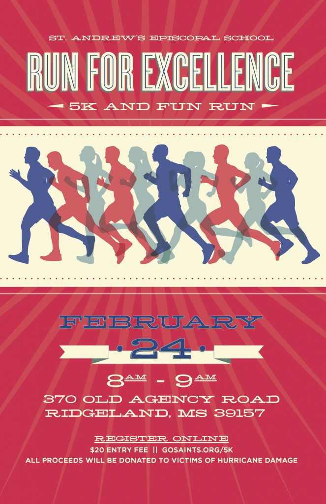 Run for Excellence @ St. Andrew's Episcopal School | Ridgeland | Mississippi | United States