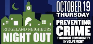 Ridgeland Neighbors Night Out 2017 @ Ridgeland, Mississippi