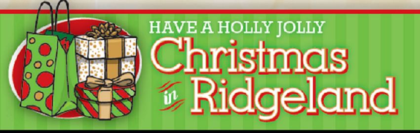 Holly Jolly Christmas in Ridgeland