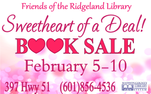Friends of the Ridgeland Library Book Sale @ Ridgeland Public Library | Ridgeland | Mississippi | United States