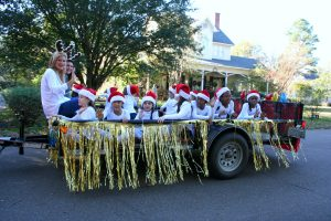 Ridgeland Christmas Parade @ Olde Towne Ridgeland