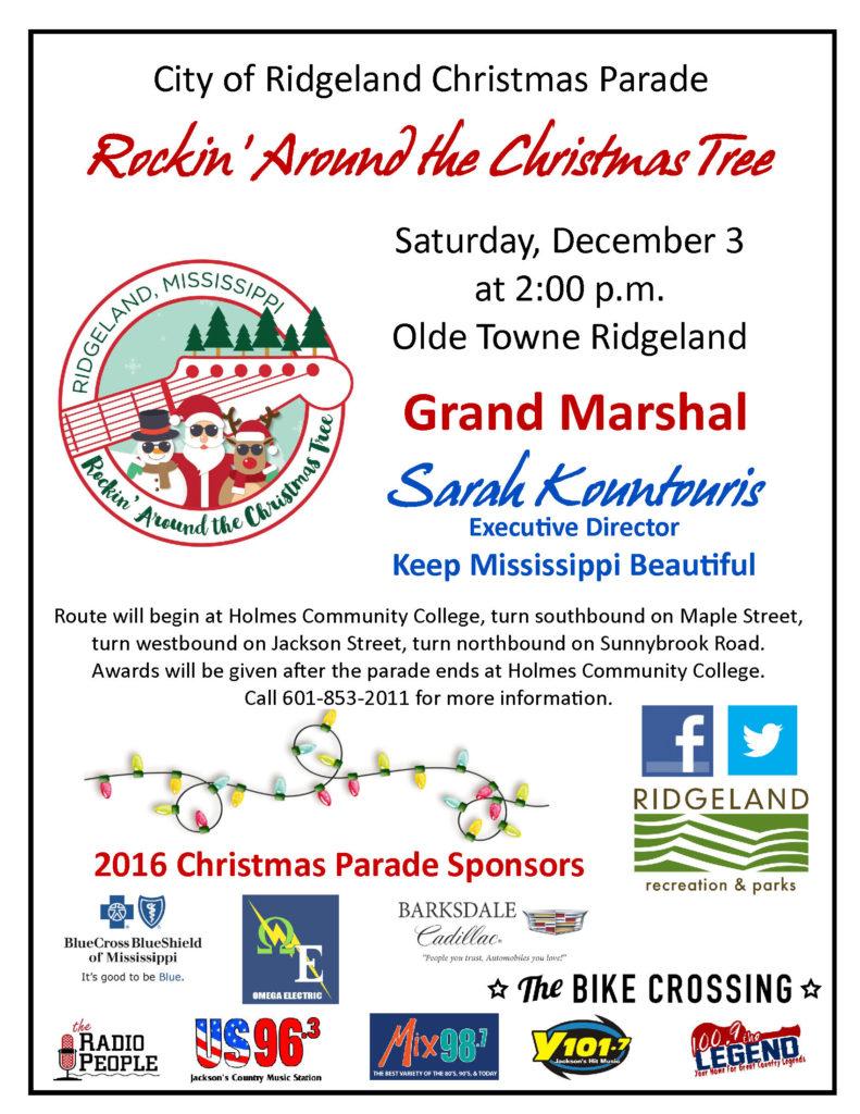 Mississippi Christmas Parades 2020 Ridgeland Ms 2020 Christmas Parade | Ekgsew.infonewyear.site